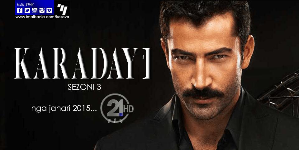 Rikthehet Karadayi në ekranin RTV 21