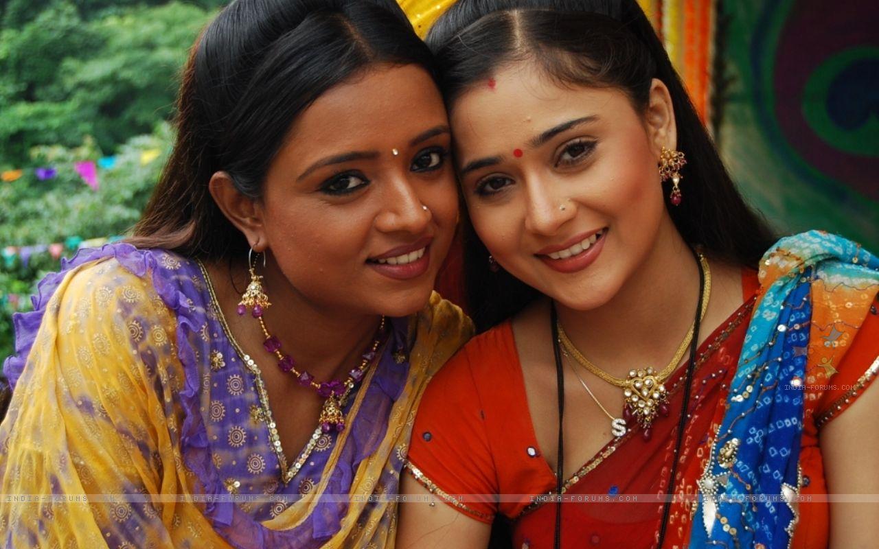 Ragini and Sadhna a charming sisters