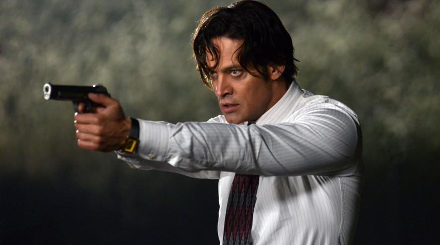 Foto: Gabriel Garko, fragment nga seriali L'onore e il Rispetto; Credits Ufficio Stampa Mediaset