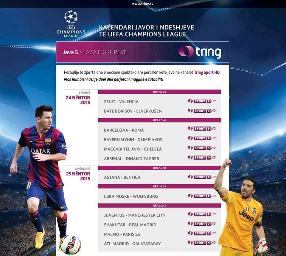 ch league tring sport