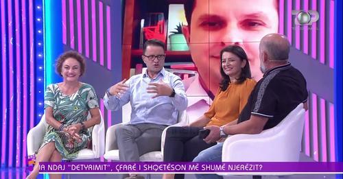 debat ne studio top channel